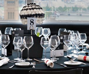 GOSH Charity Dinner Event | Table Decoration
