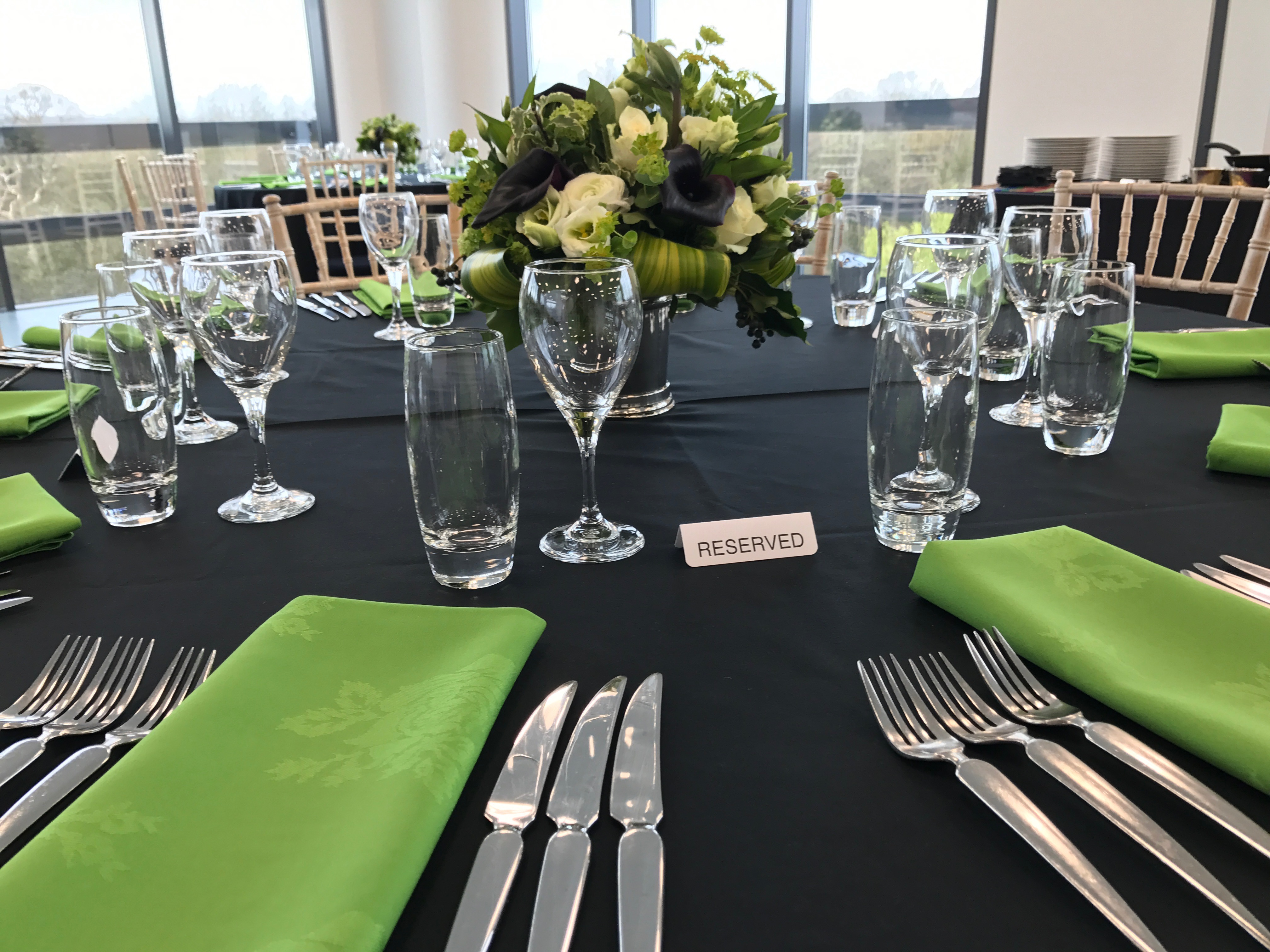 Open Day – Buffet Lunch Launches